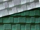 Stone Coasted metal shingles