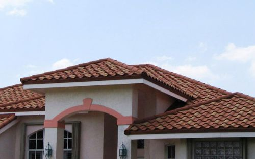 metal roofing tile