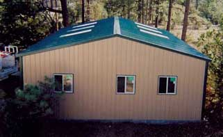 From Roofing To Siding, The Multi Purpose Panel Does It All! This Is The  Panel That Is Used For The Roof Of Many Of Our Carport And Garage Kits, ...