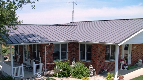 See More Metal Roofing Styles