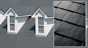 Astonwood Steel Shingles