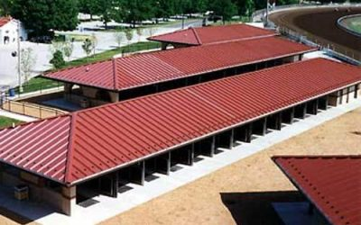 Commercial Metal Roofing Applications