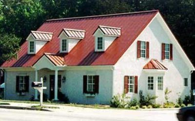 Residential Standing Seam Roofing Makes Homes Stand Out