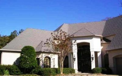 Slate Shingle Metal Roofing : Beautiful & Versatile