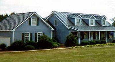 Standing Seam Roofing Installation