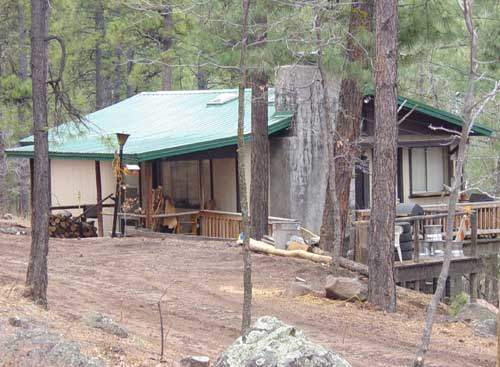 DIY Metal Roof Installation for a Cabin in the Pines