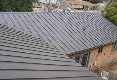 Reroofing And The Metal Roof