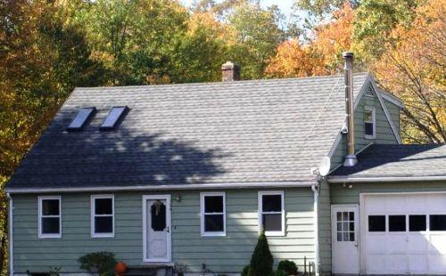 Stone Coated Steel Shingles Give Architectural Look, Steel Strength