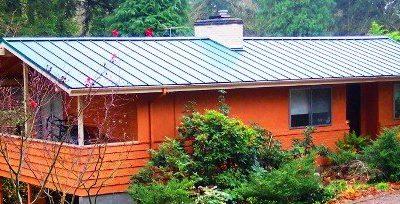 Residential Standing Seam Steel Roofing