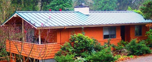 Residential Standing Seam Steel Roofing