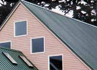 Alu Loc metal roofing panels