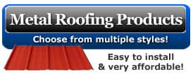 Metal Roofing Products