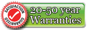 Solid warranties