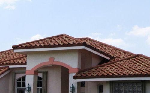Villa Tile Roof (steel tile)
