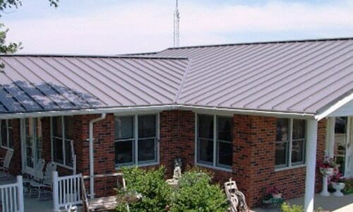 "16"" Standing Seam Metal Roofing Panels"