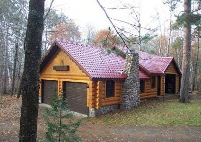 Cabin Roof