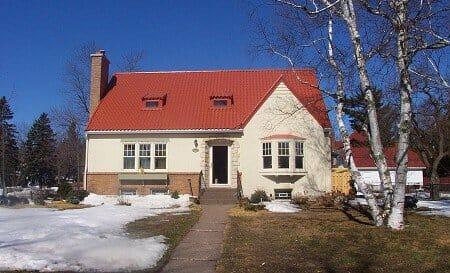 Metal Tile Roof