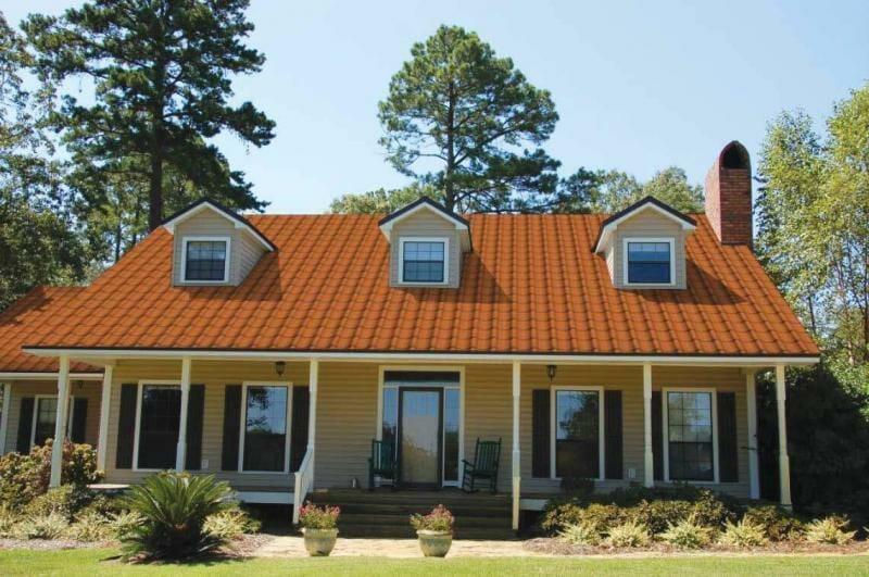 South Carolina Metal Roofing Panels
