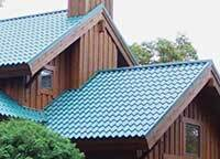 Oregon Metal roofing Met-Tile Shingles