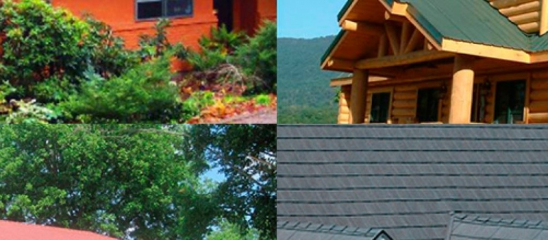 Metal Roofing Material : Quality Panels, Shingles, Underlayment